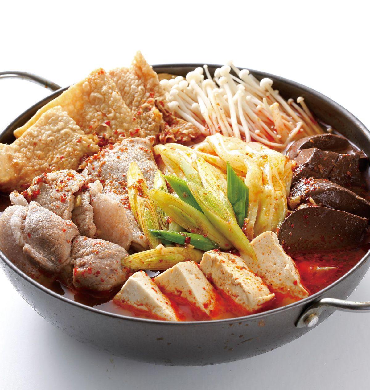 食譜:麻辣小火鍋