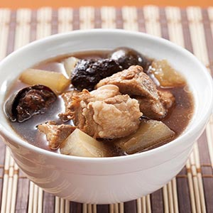 羅漢果冬瓜排骨湯