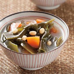 黃豆海帶湯
