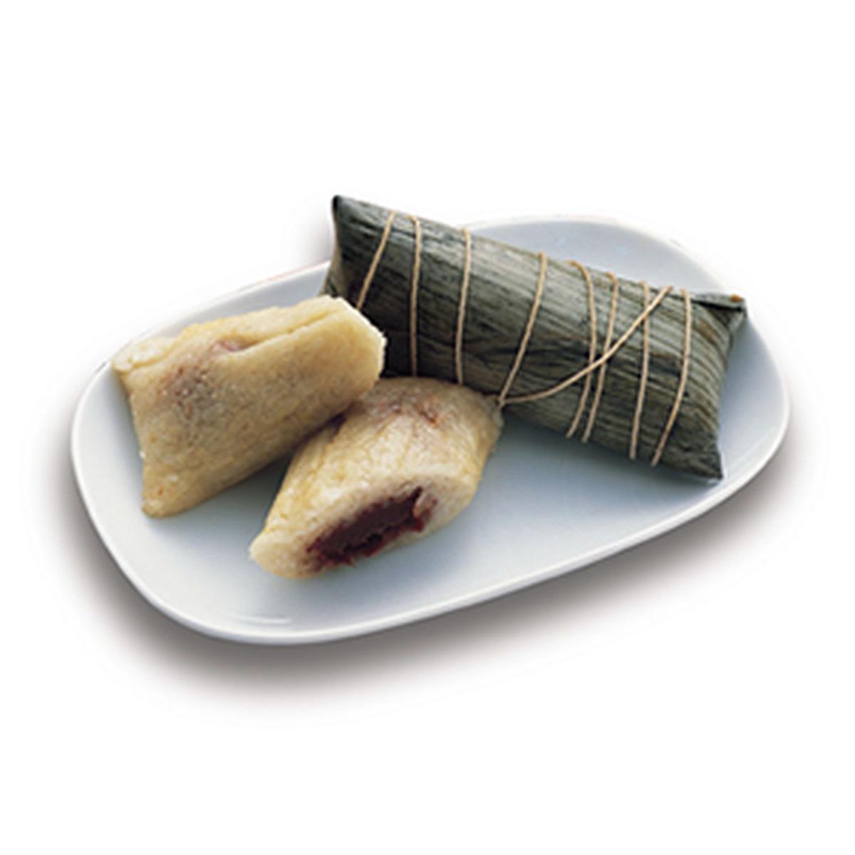 食譜:豆沙粽