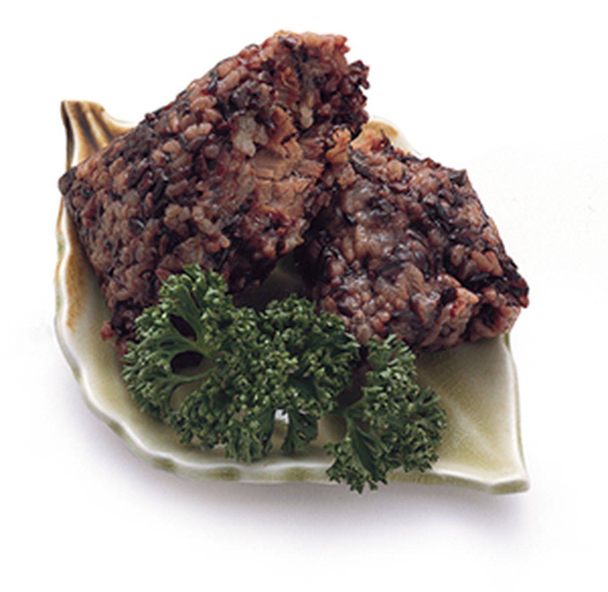 食譜:黑糯米豆沙粽