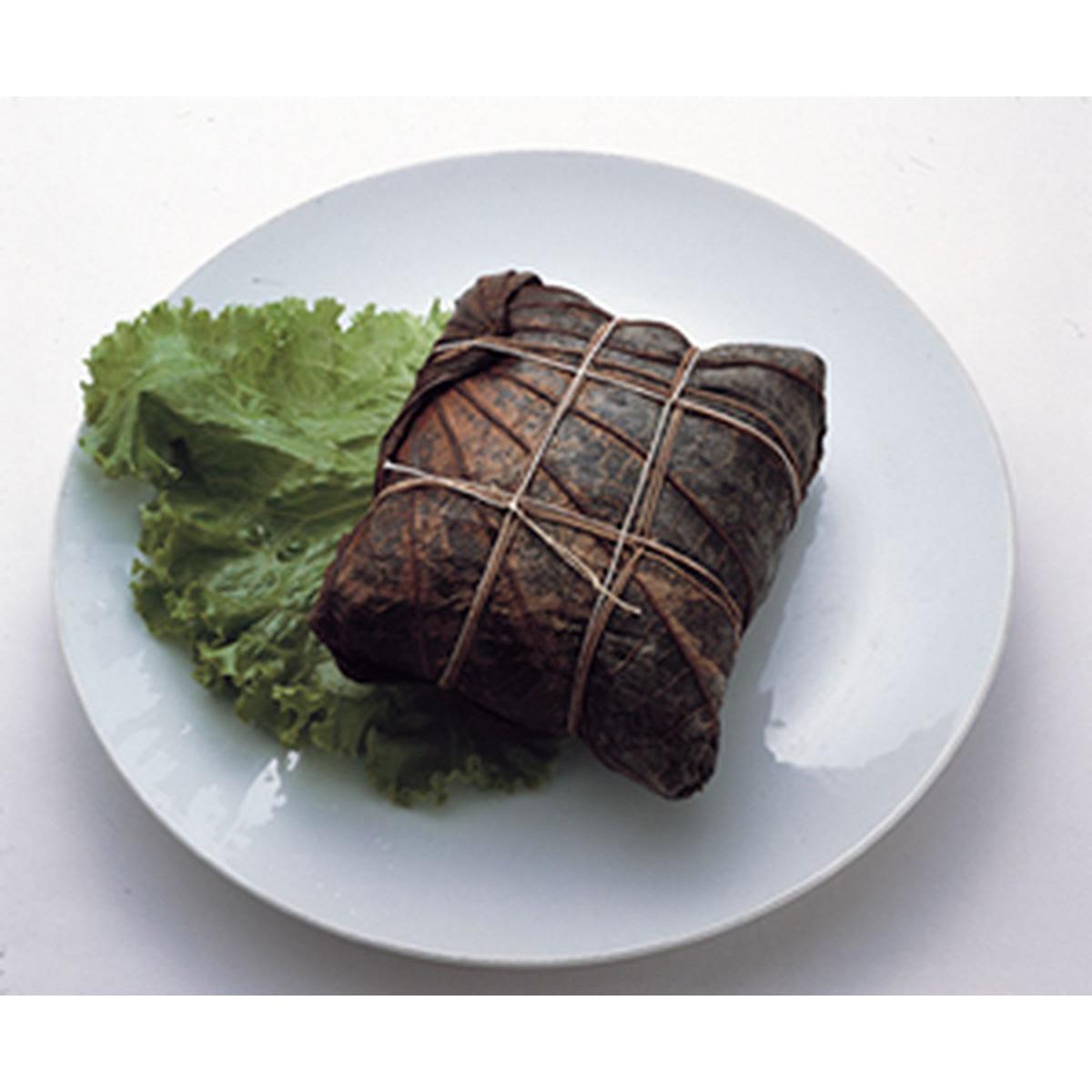 食譜:廣東裹蒸粽