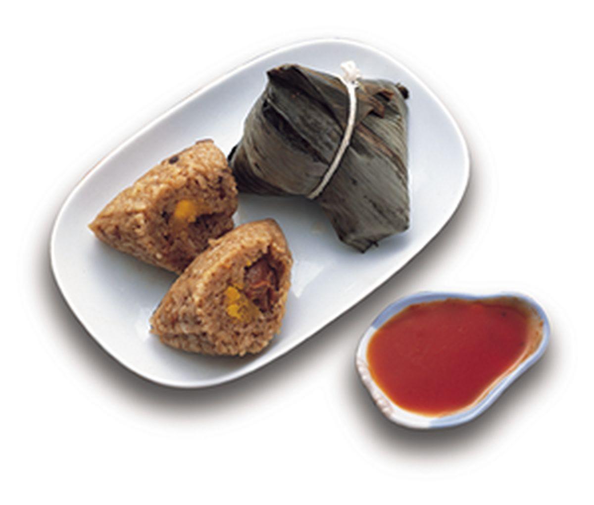 食譜:台灣北部肉粽
