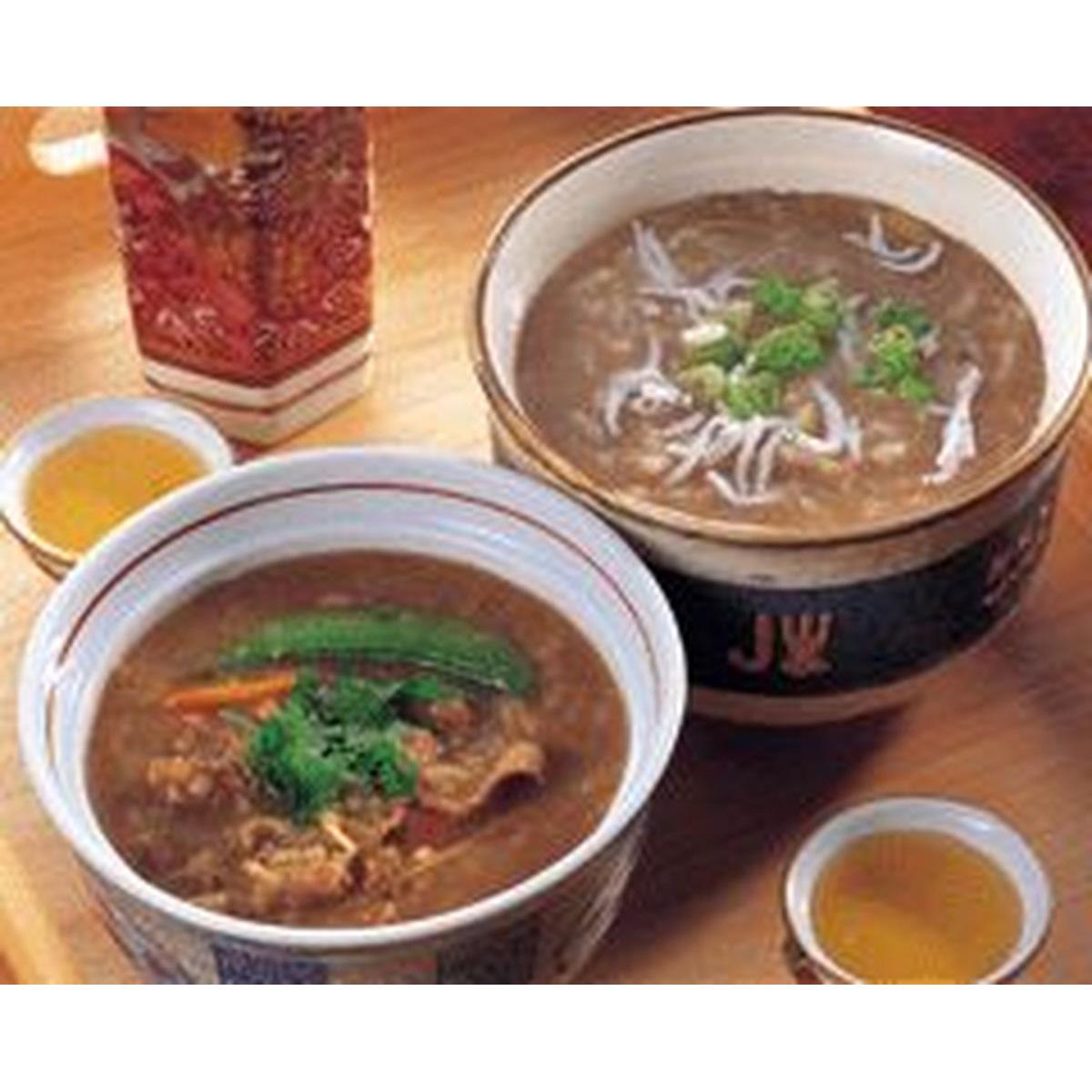食譜:天王補心羊肉粥
