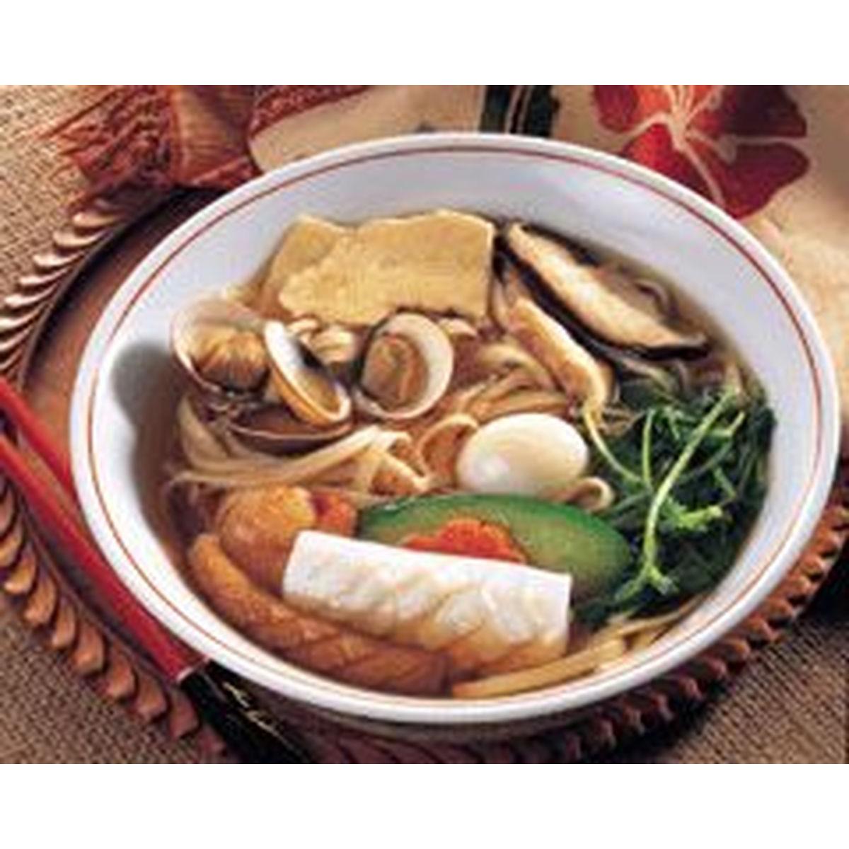 食譜:四君子湯麵