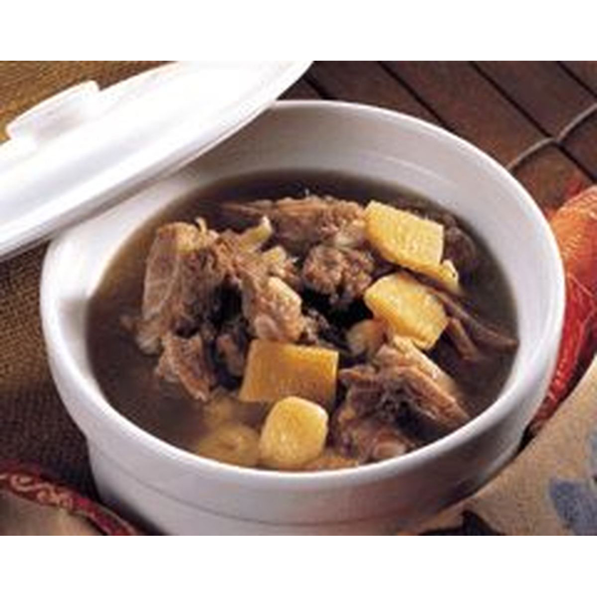 食譜:新加坡肉骨茶