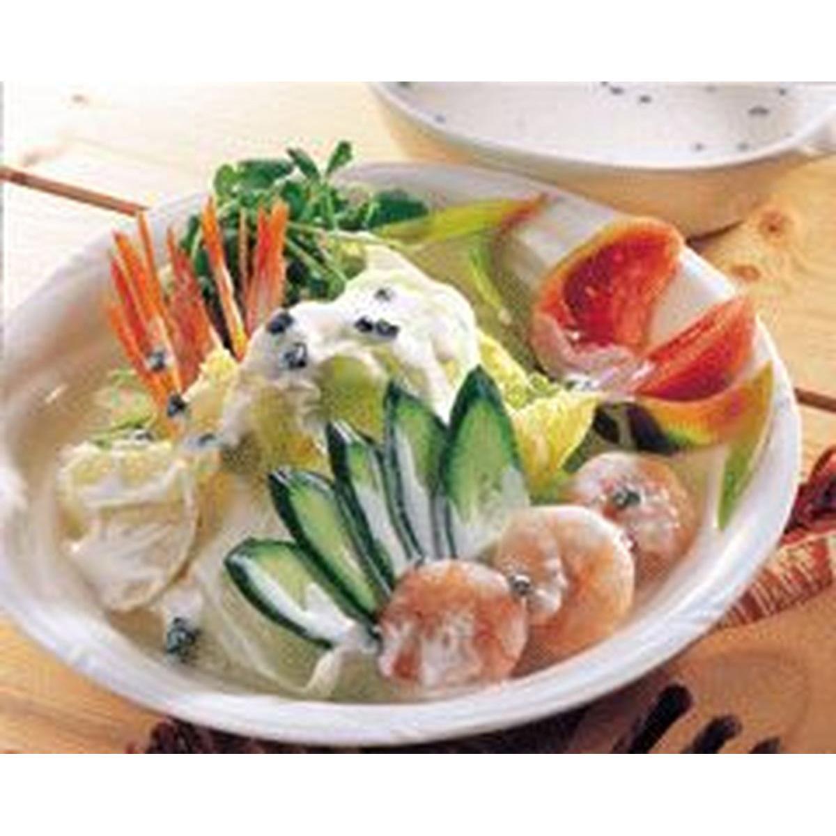食譜:五味子總匯沙拉