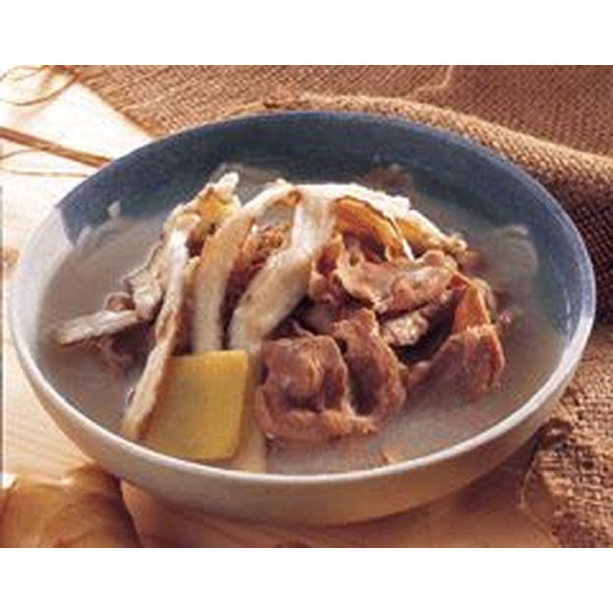 食譜:當歸生薑燉羊肉片