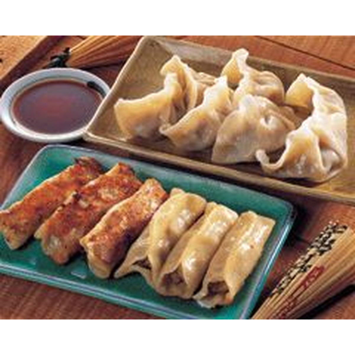 食譜:補中益氣豬肉餃