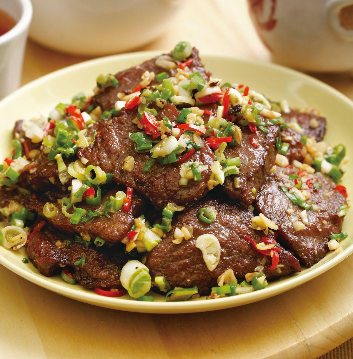 食譜:椒鹽牛小排(1)
