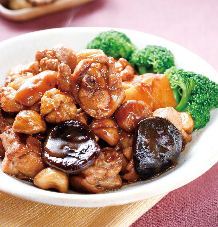 食譜:栗子燒雞(2)
