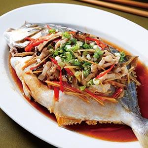 台式蒸魚(1)