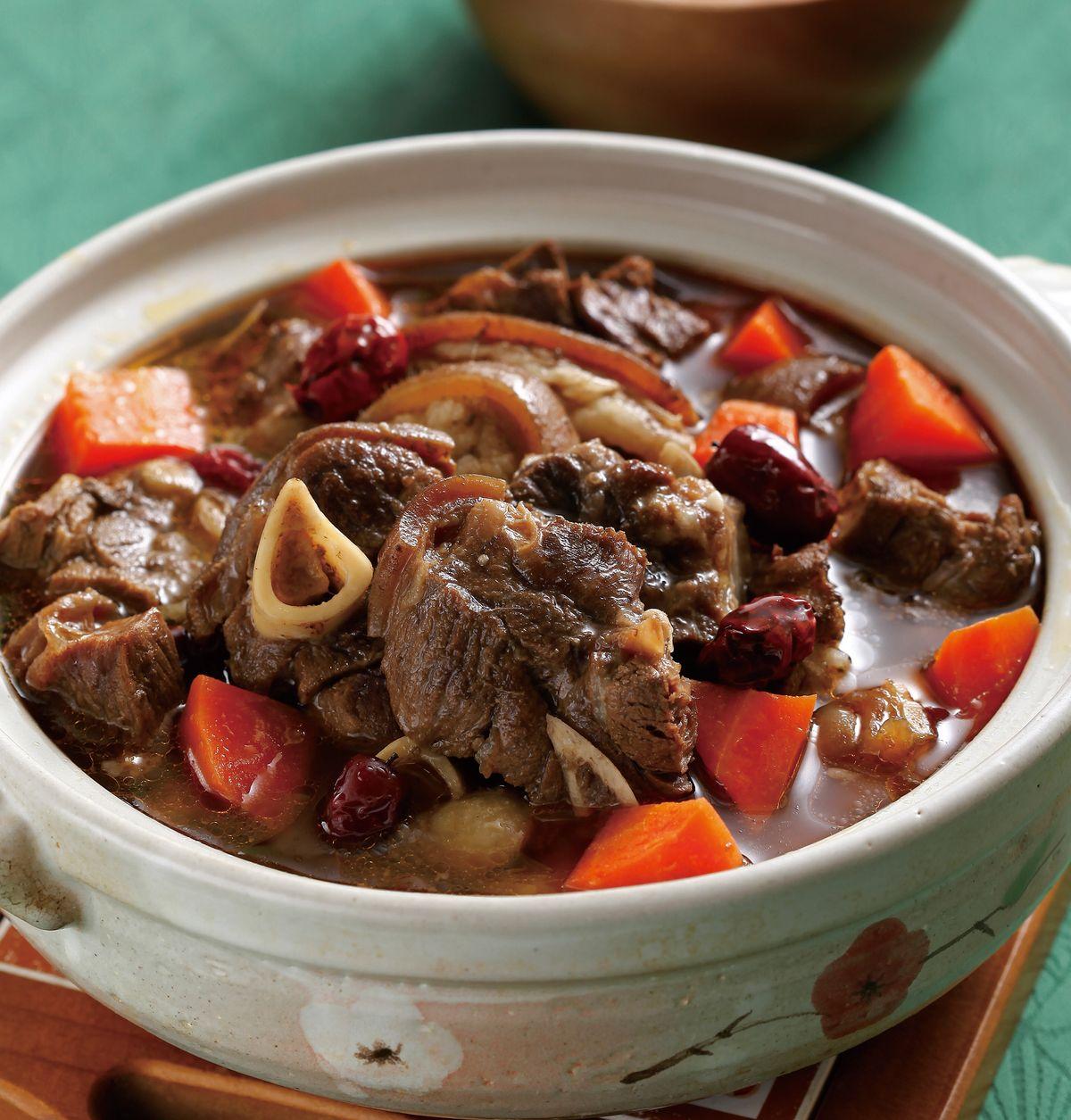 食譜:養生羊肉鍋