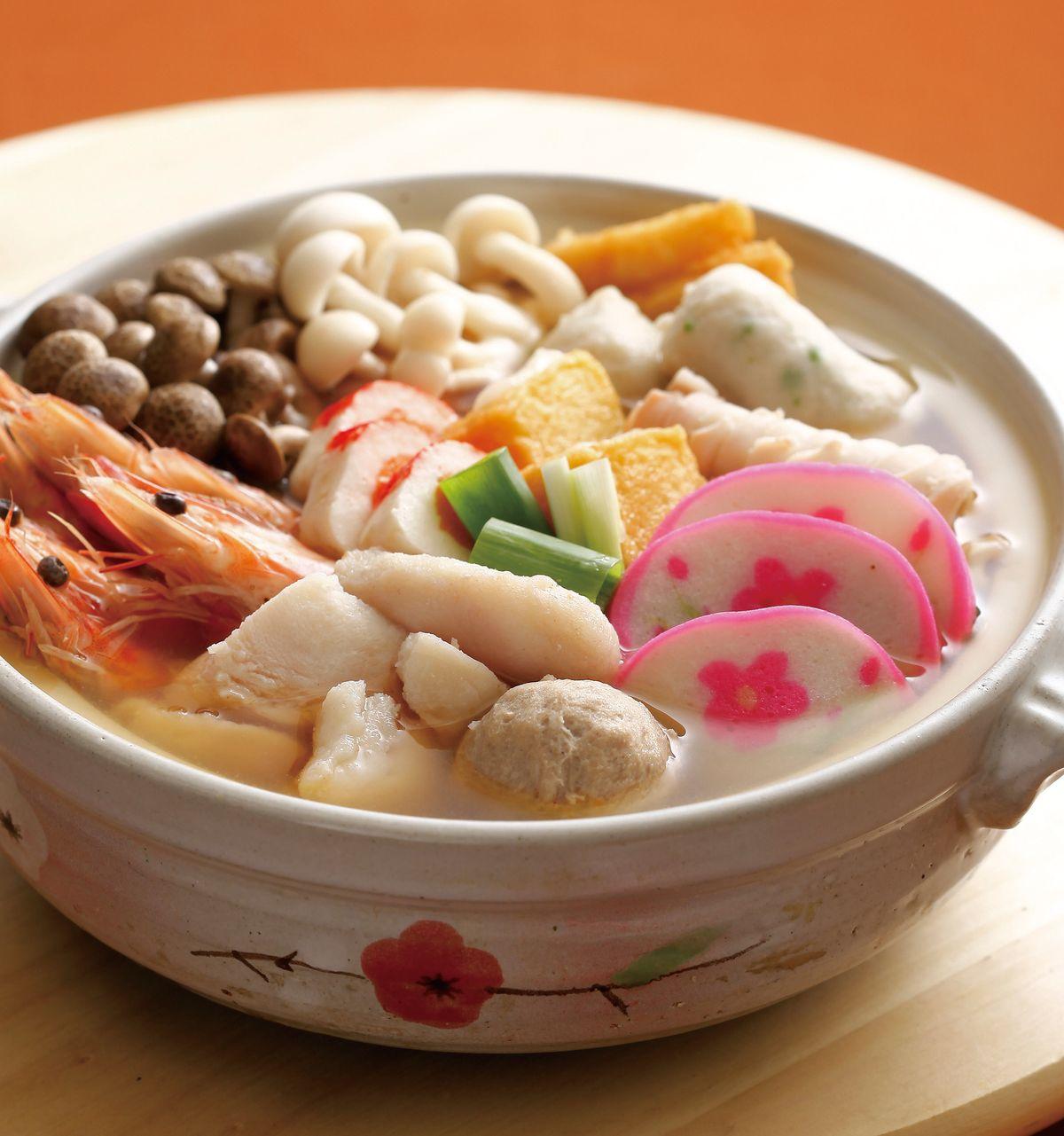 食譜:味噌海鮮鍋