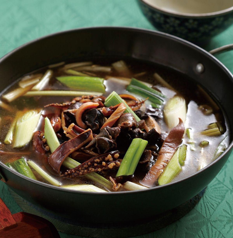 食譜:魷魚螺肉蒜(5)