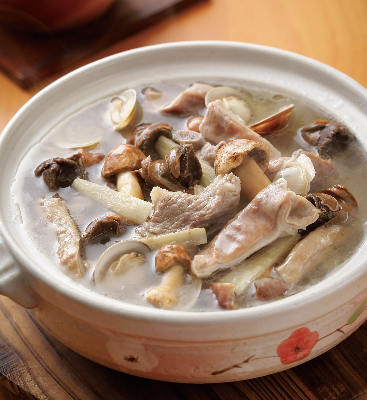 食譜:四寶湯(3)