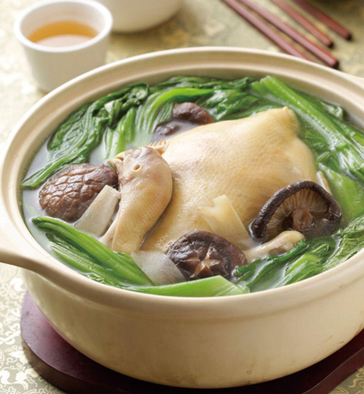食譜:芥菜雞(1)