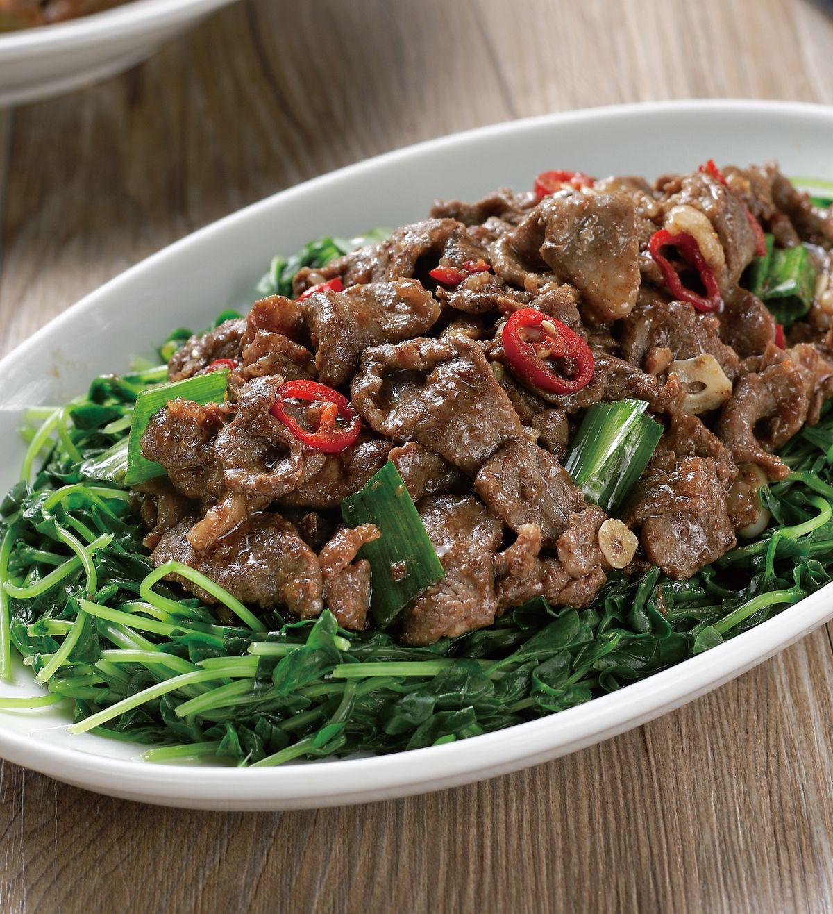 食譜:沙茶羊肉(6)