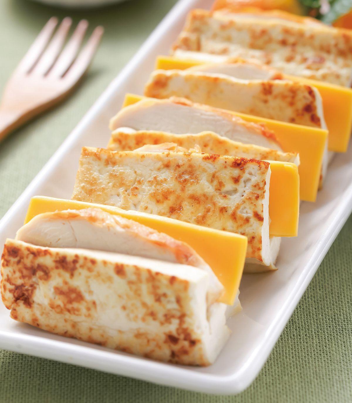 食譜:雞肉起司豆腐