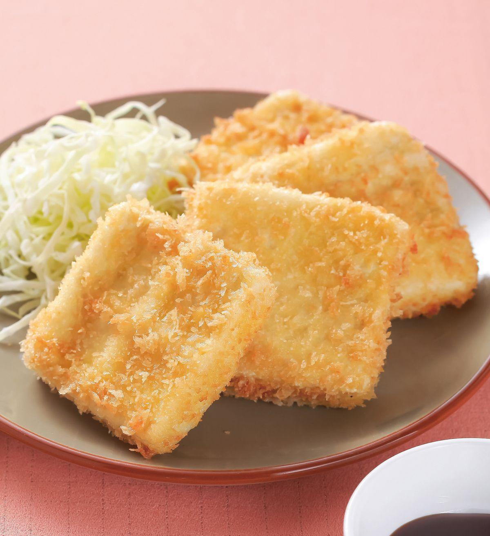 食譜:香醋炸豆腐排