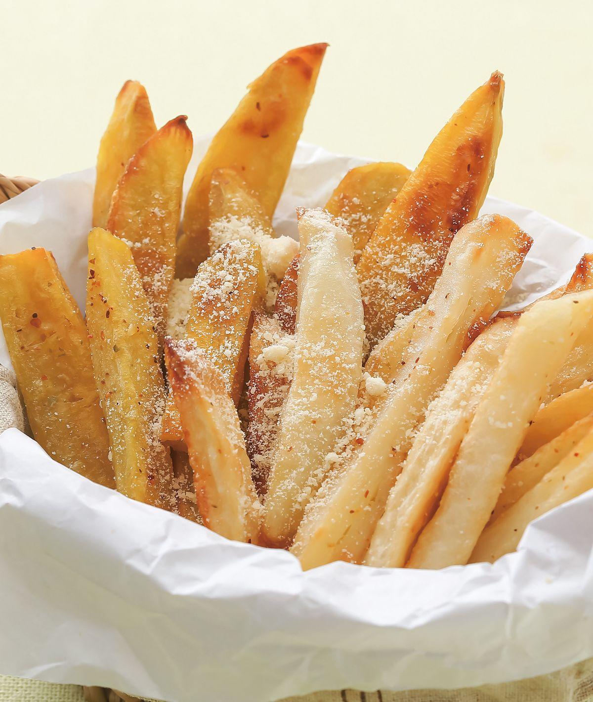 食譜:香酥雙薯