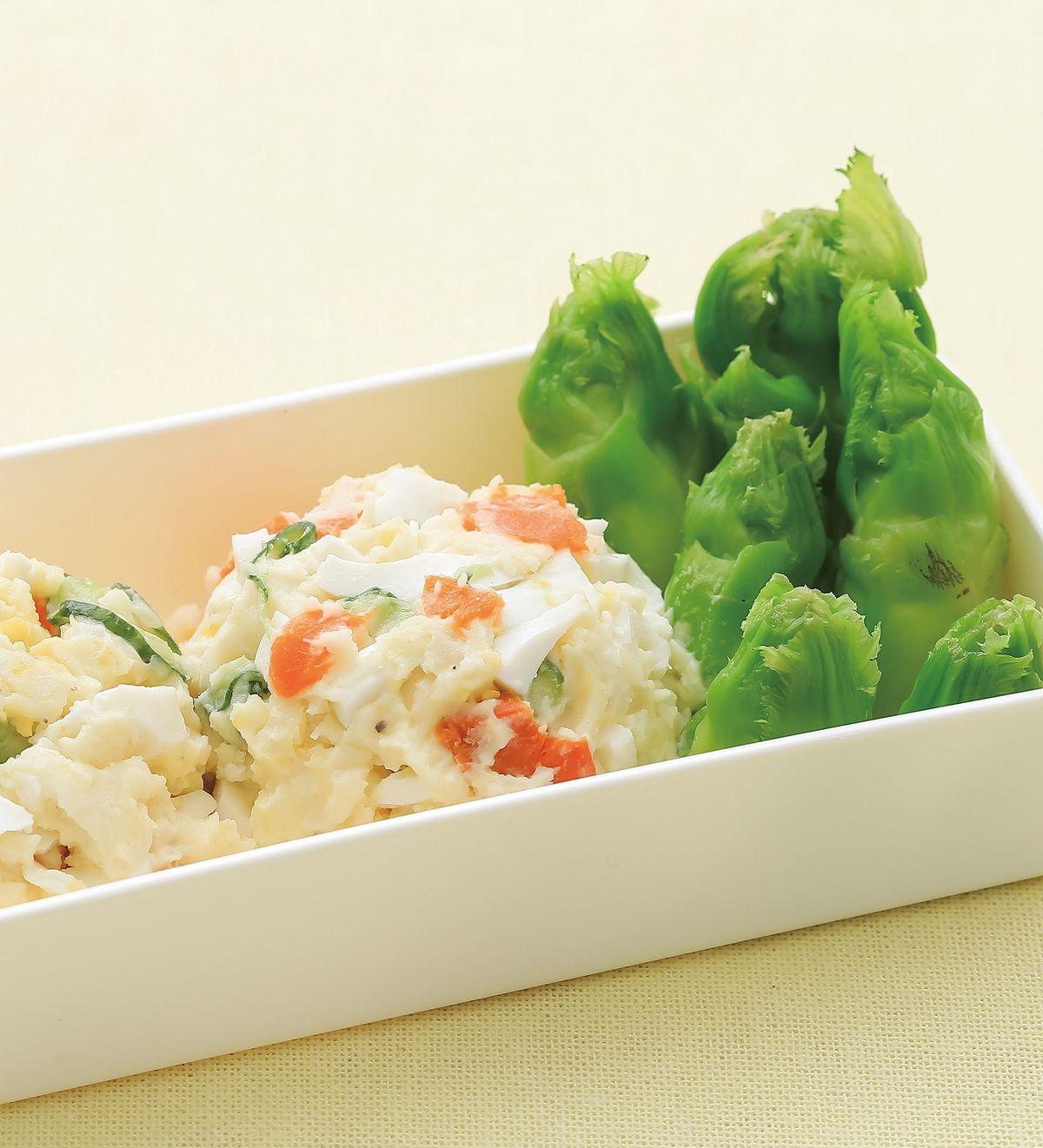 食譜:馬鈴薯沙拉(4)