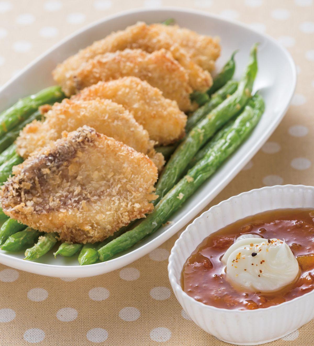 食譜:酥揚魚片