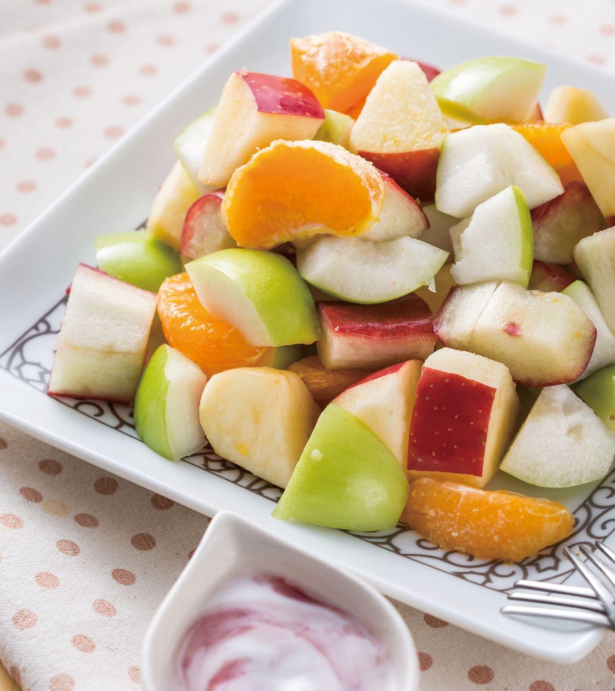 食譜:水果沙拉(1)