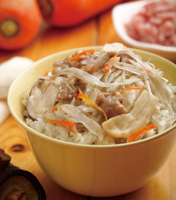 食譜:牛蒡炊飯