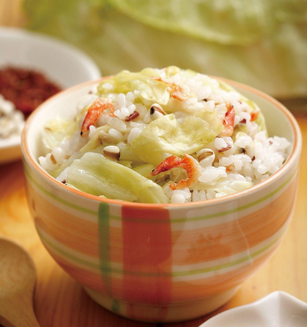 食譜:高麗菜飯(3)