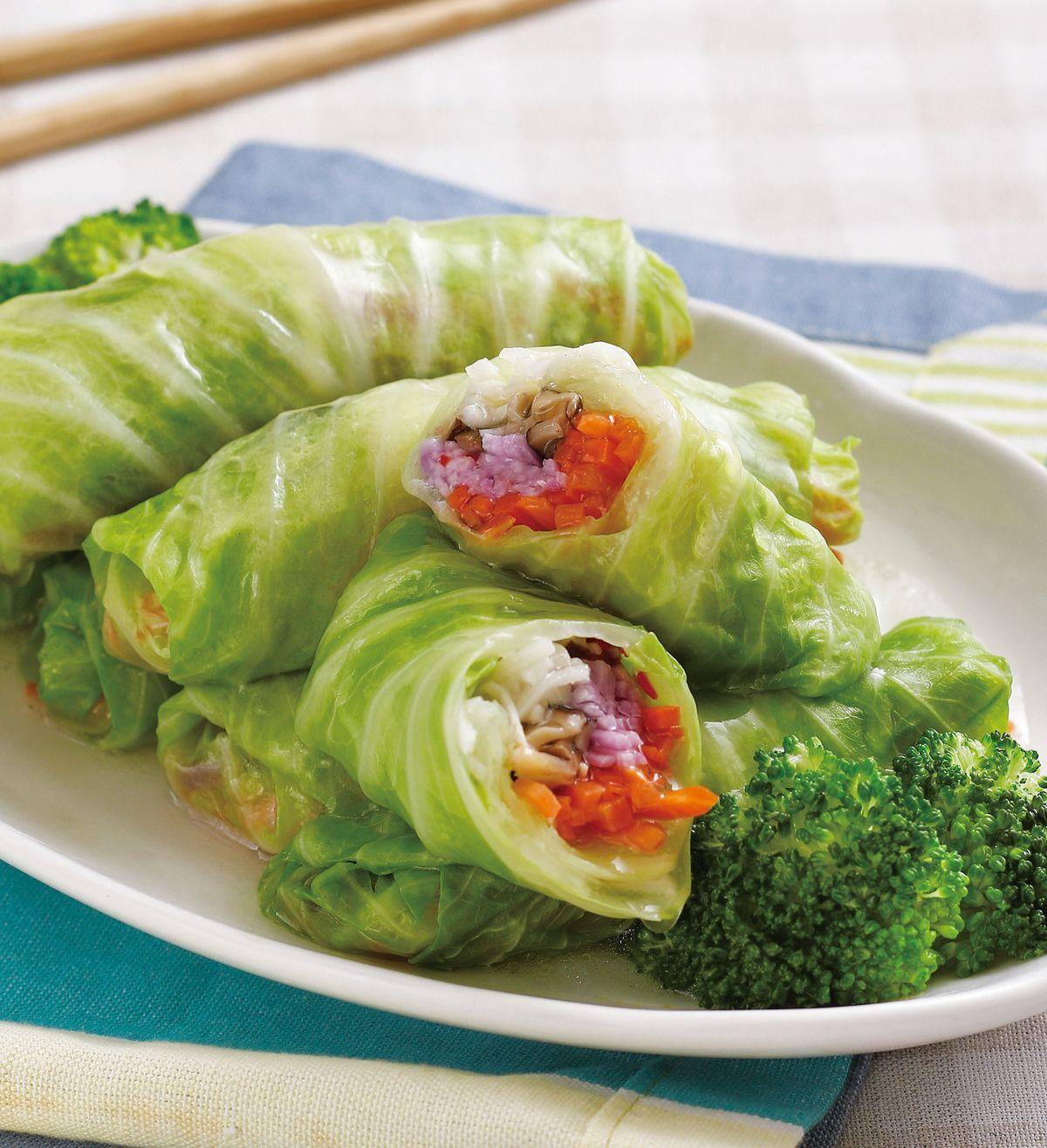 食譜:高麗菜卷(5)