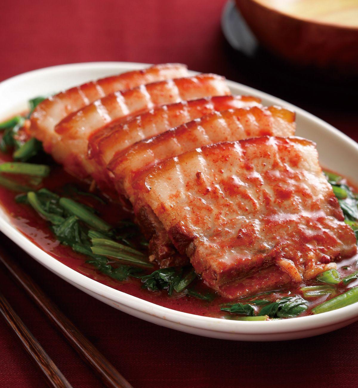 食譜:紅麴腐乳肉