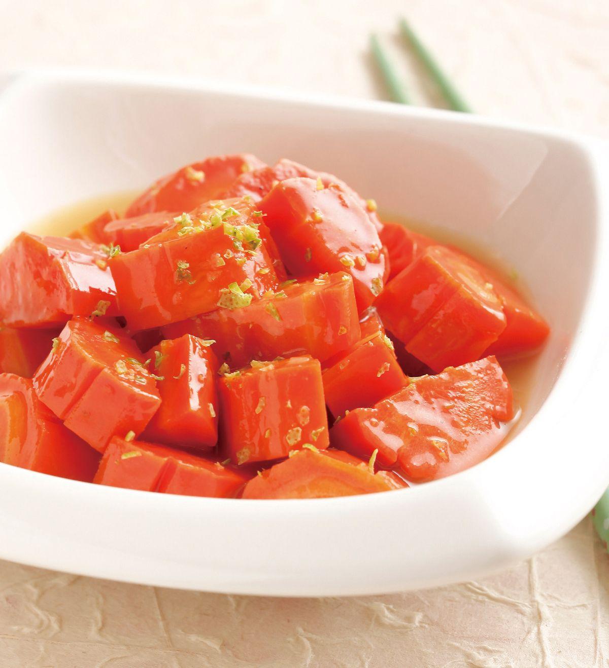 食譜:蜜糖紅蘿蔔