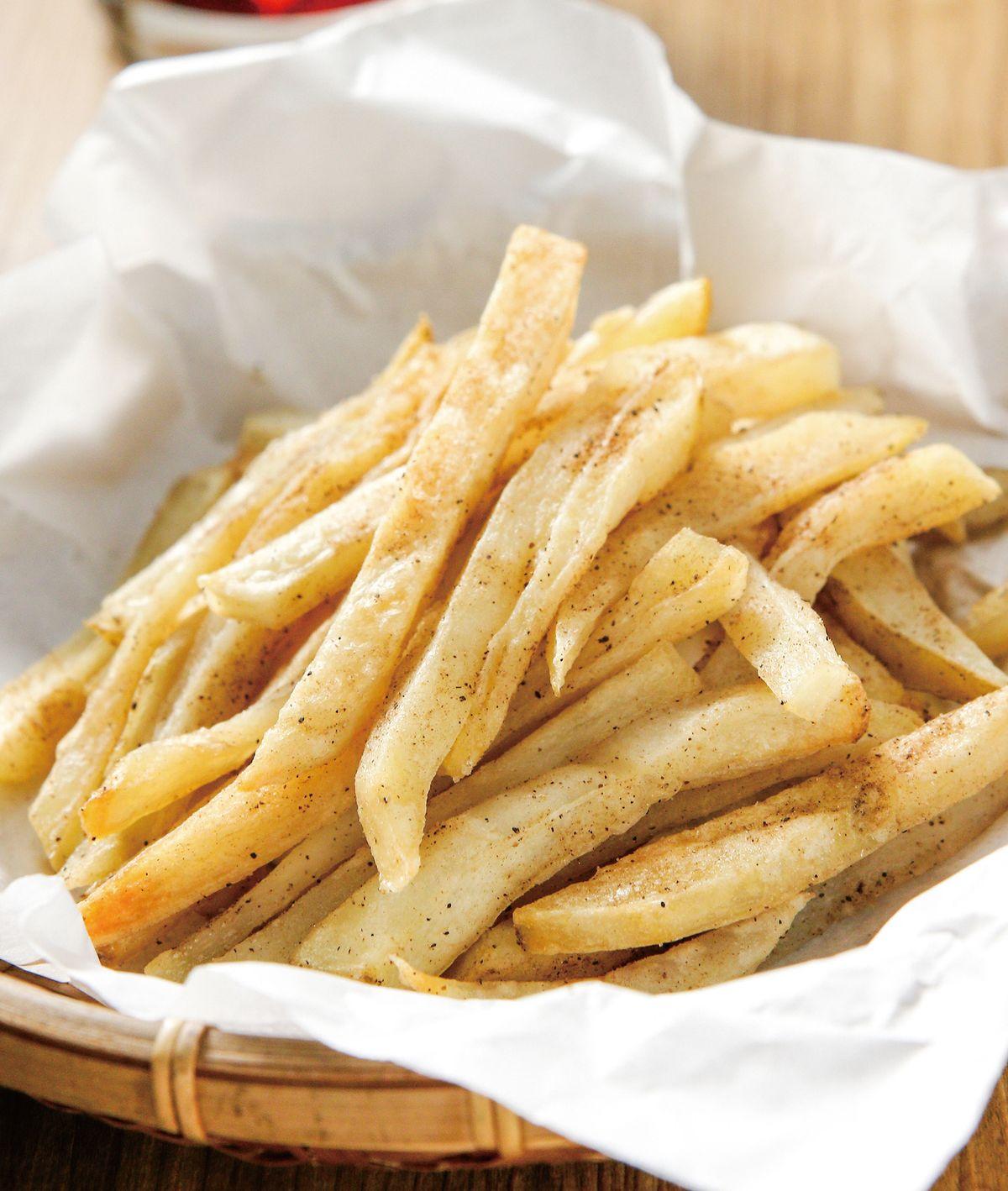 食譜:椒鹽薯條(1)