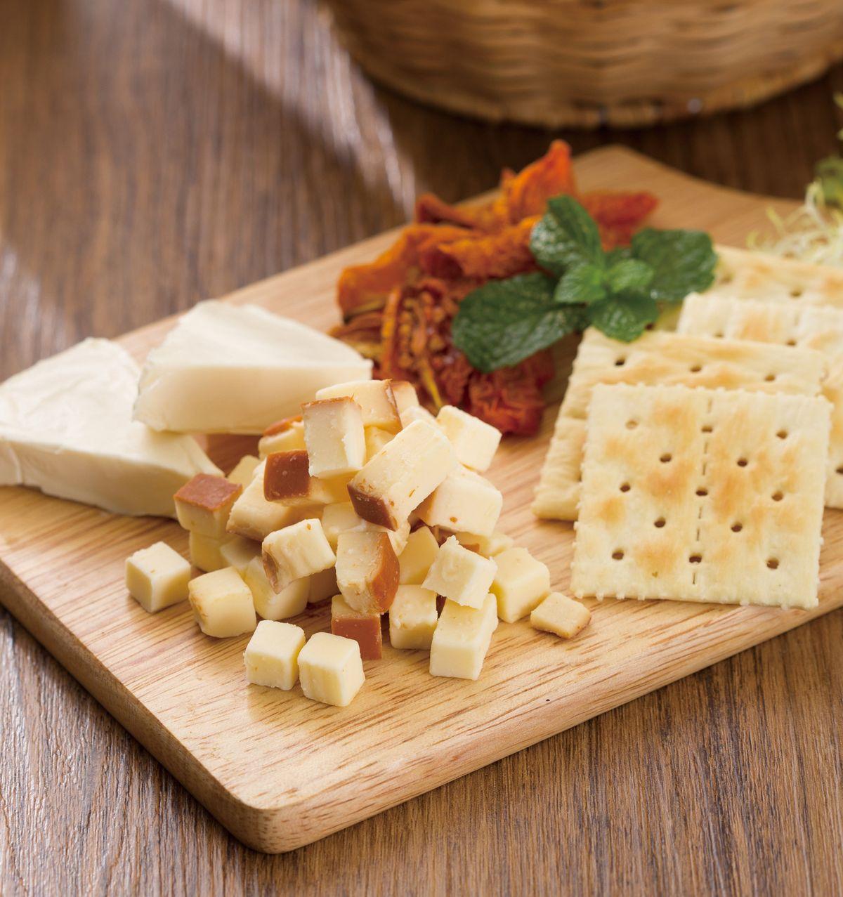 食譜:義大利番茄起司盤