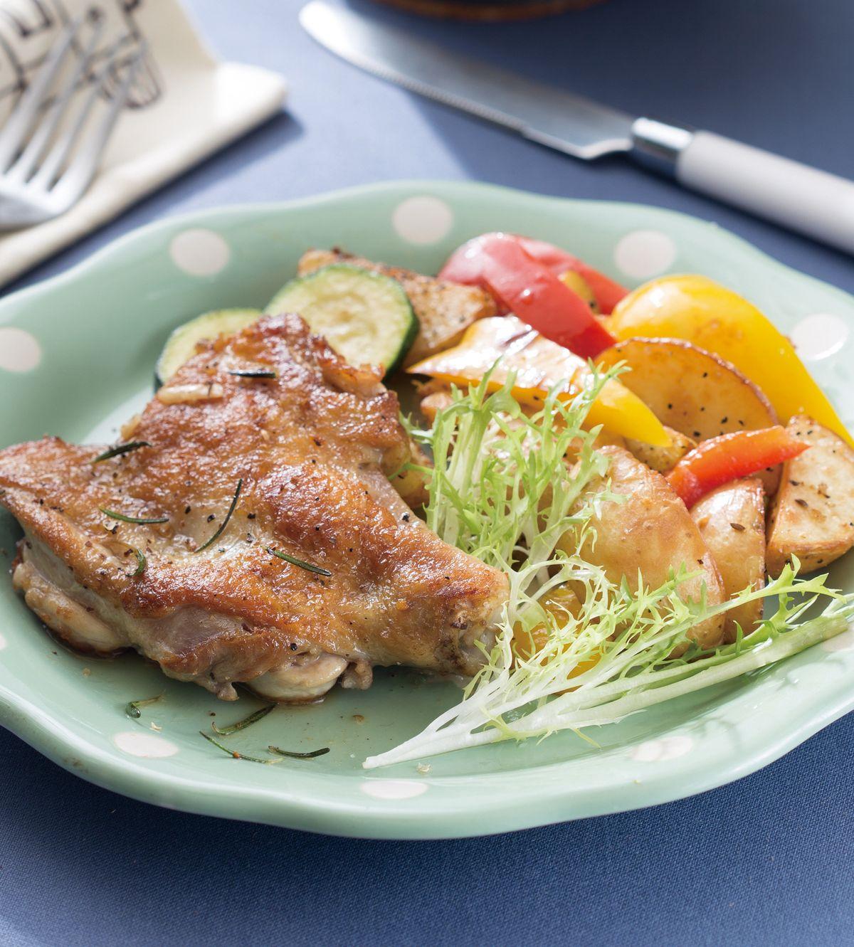 食譜:普羅旺斯煎雞排