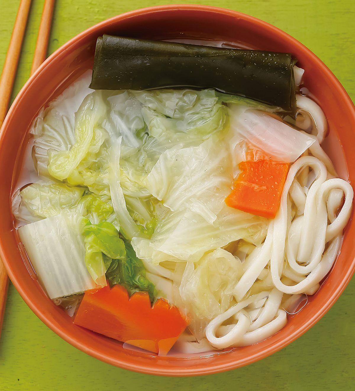 食譜:昆布燉白菜