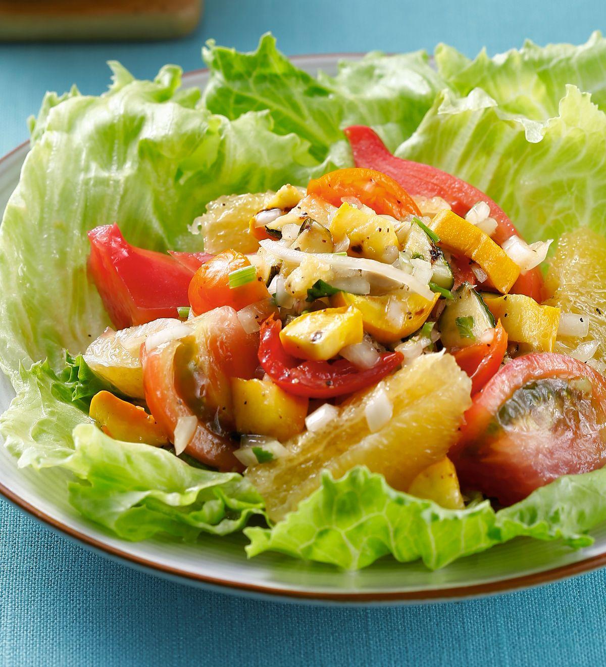 食譜:番茄沙拉