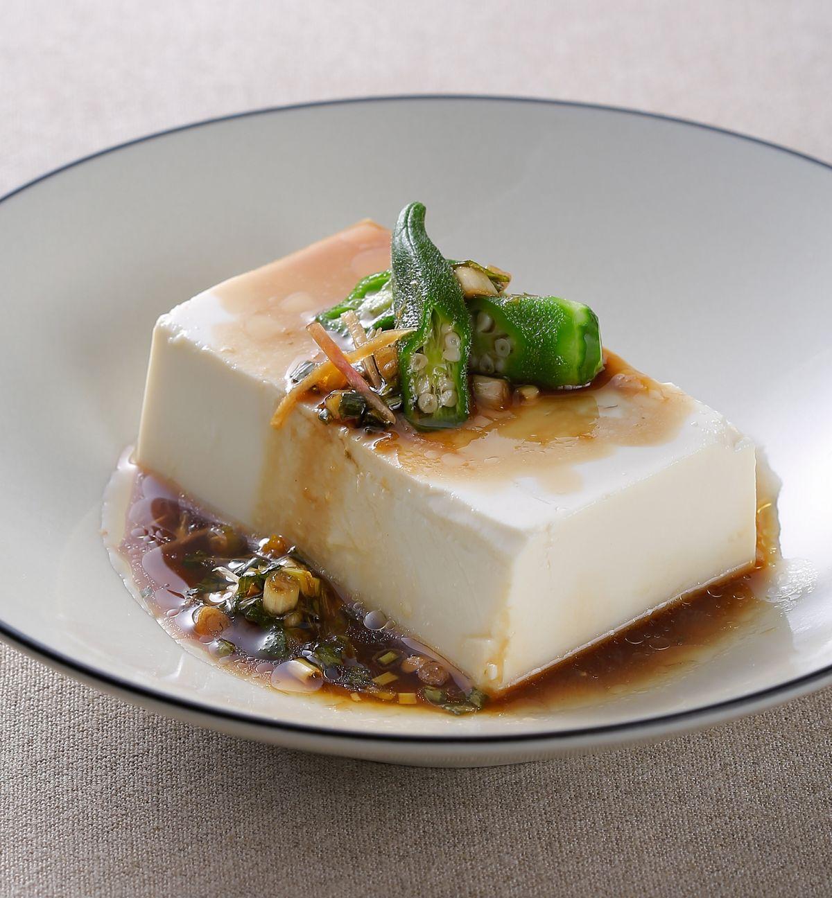 食譜:涼拌豆腐