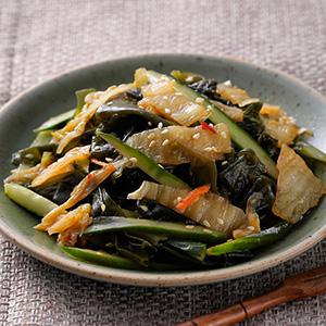 海帶芽小菜
