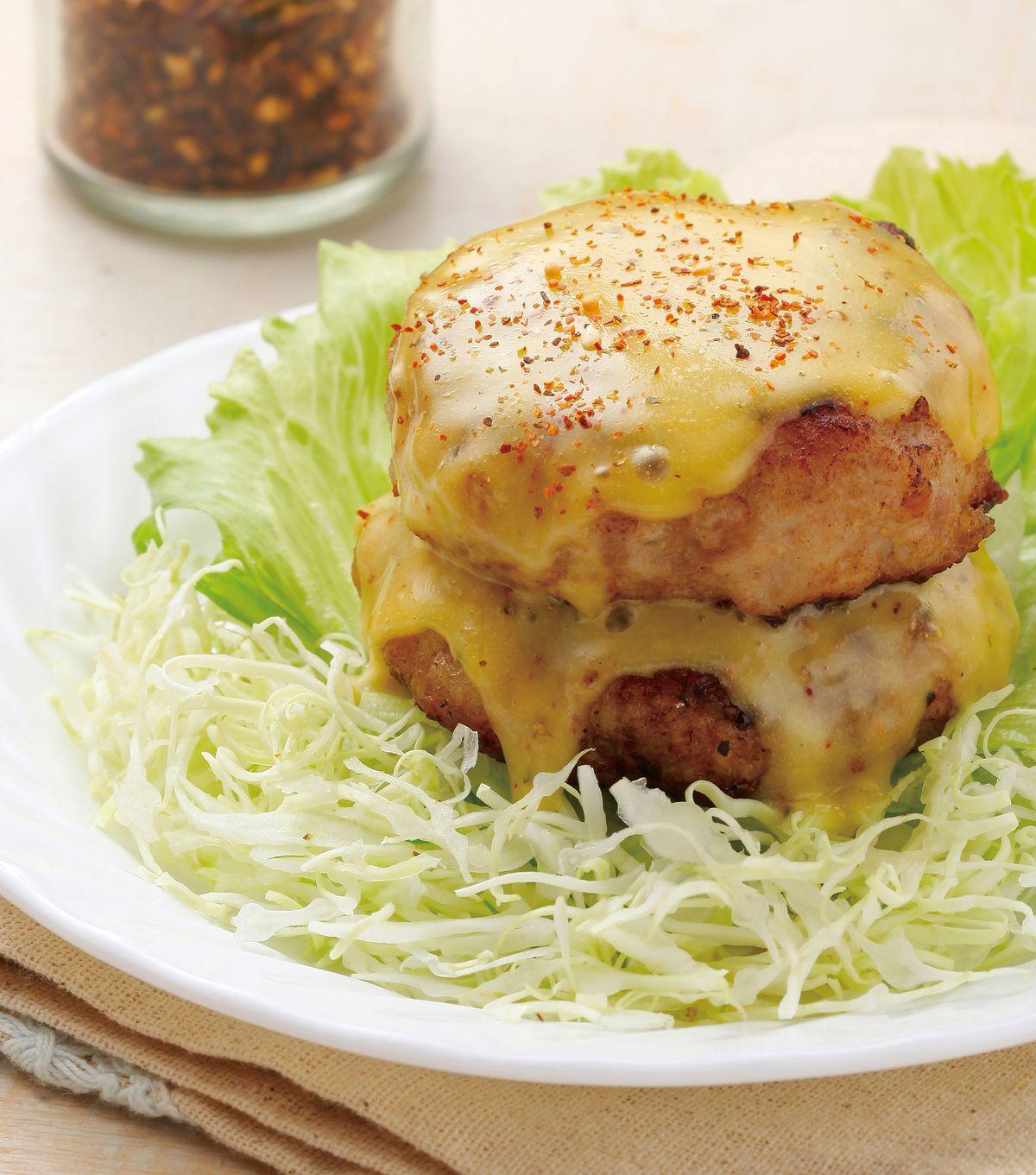 食譜:焗烤漢堡肉