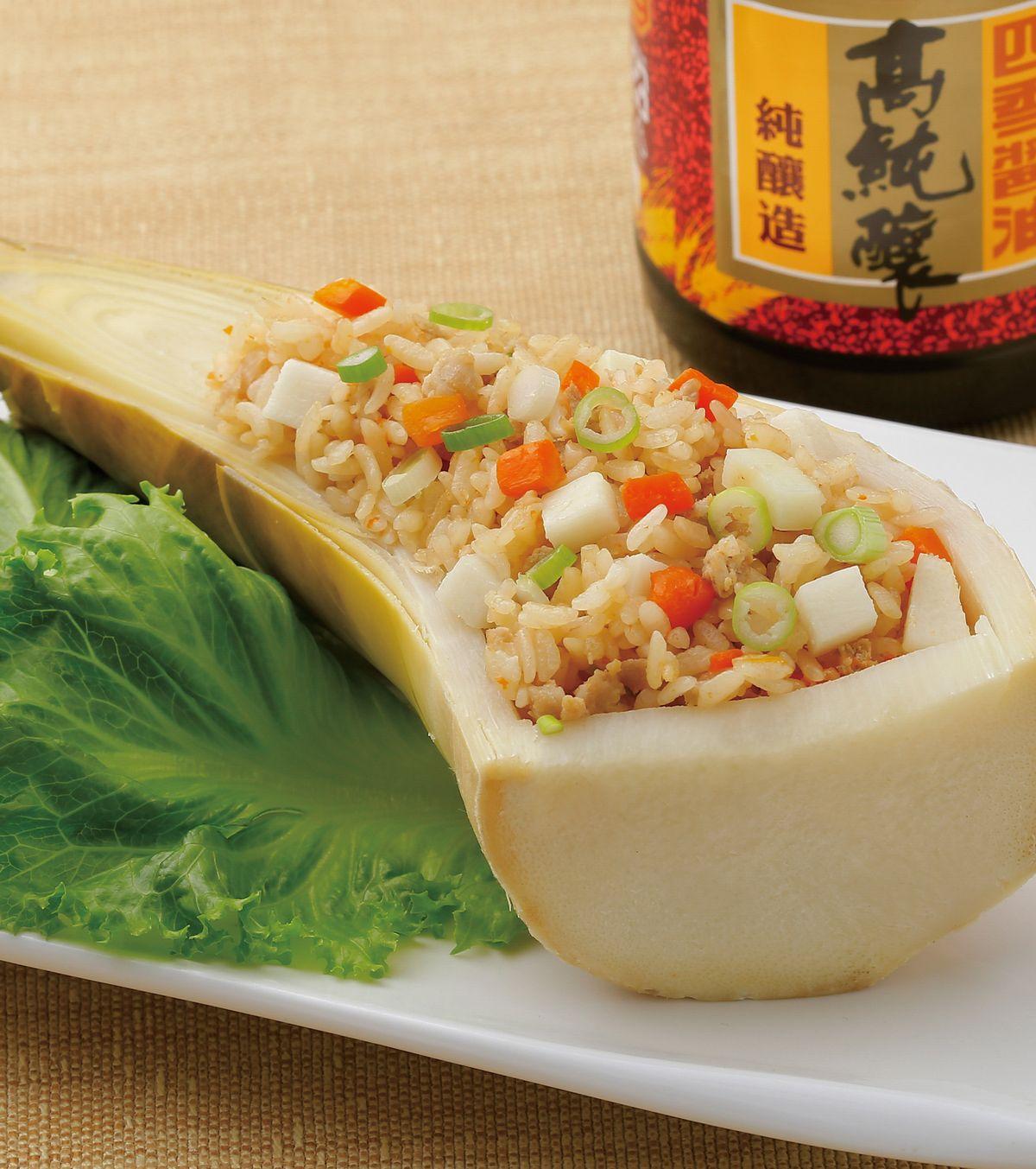 食譜:筍香炊飯(2)