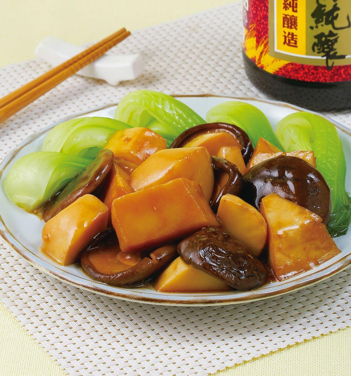 食譜:醬燜鮮筍