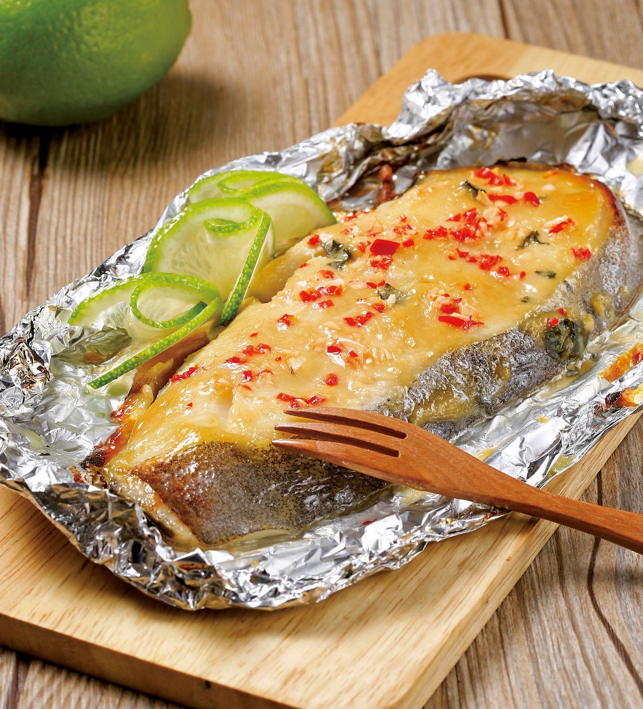 食譜:味噌烤鱈魚