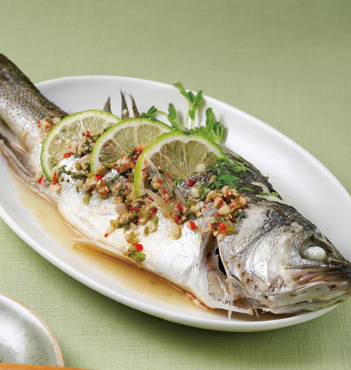 食譜:泰式檸檬魚(5)