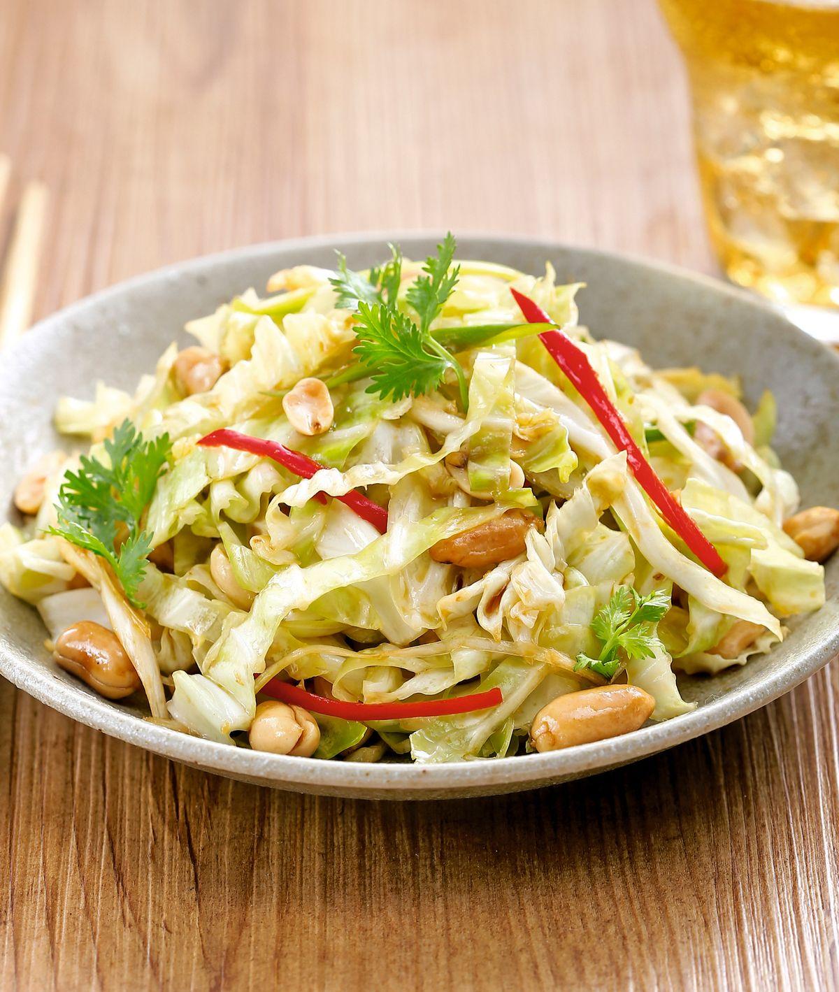 食譜:涼拌高麗菜(2)