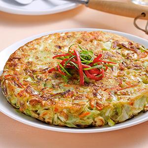 高麗菜煎餅(1)