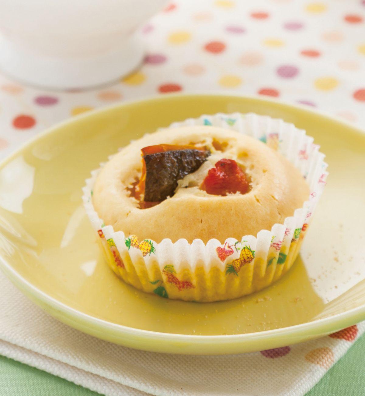 食譜:南瓜鬆糕