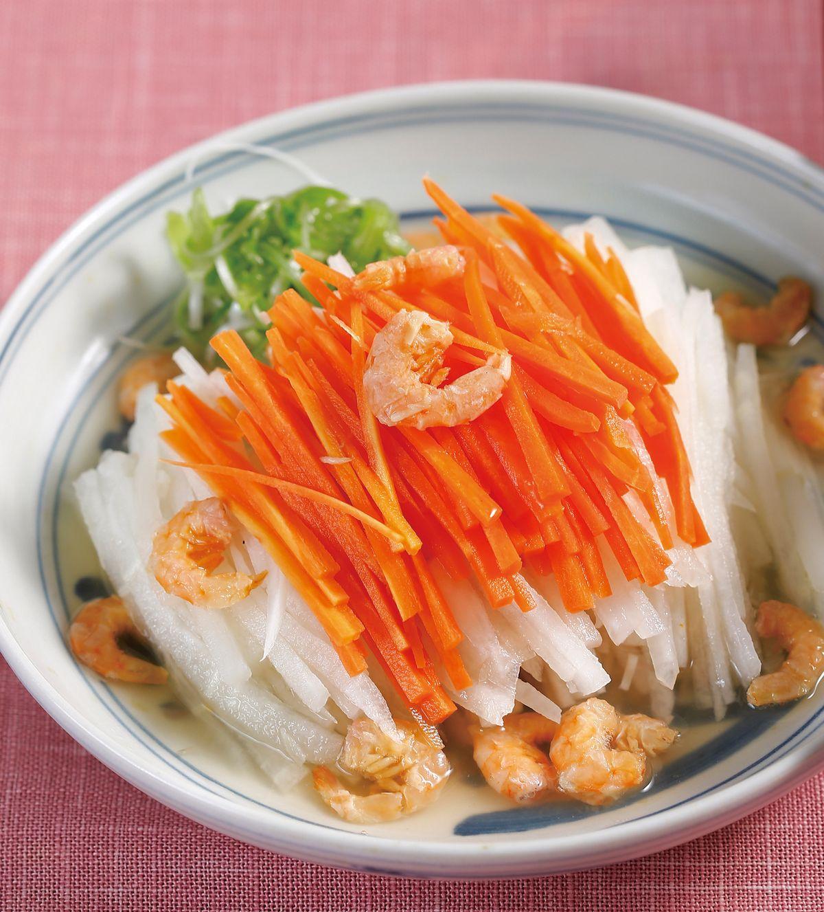 食譜:開陽紅白蘿蔔