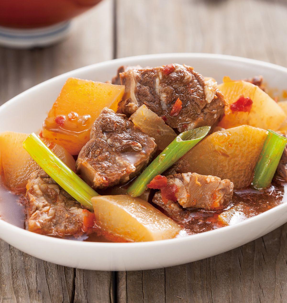 食譜:醬燒牛肉